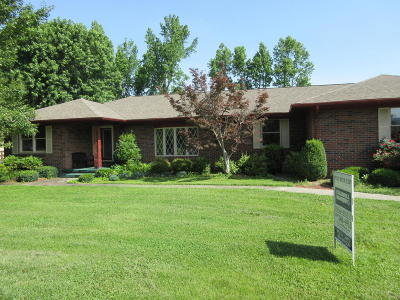 Middlesboro Single Family Home For Sale: 112 Twin Acres Rd