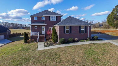 Sevier County Single Family Home For Sale: 427 Montana Court