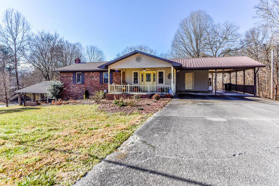 Maryville Single Family Home For Sale: 1151 Hitchhike Tr