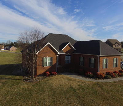Knox County Single Family Home For Sale: 7507 Messenger Lane