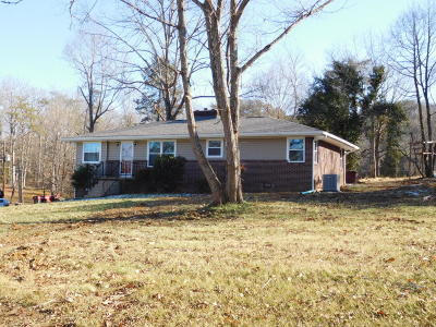 Knoxville Single Family Home For Sale: 8303 Pratt Rd