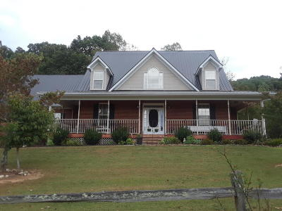 Loudon Single Family Home For Sale: 1225 Grimes Rd