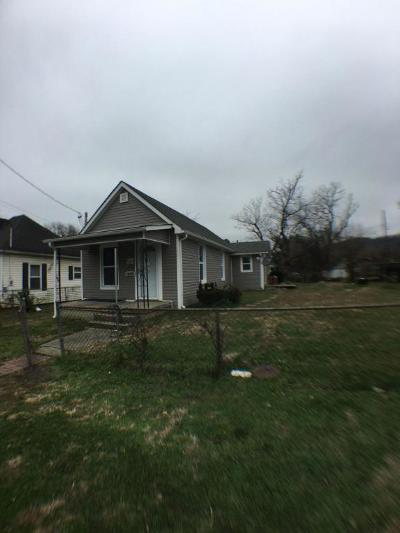 Knoxville Single Family Home For Sale: 1535 New York Ave
