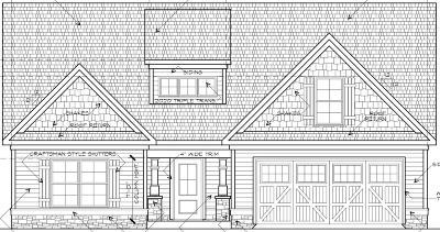 Knox County Single Family Home For Sale: Lot 41 Greystoke Lane