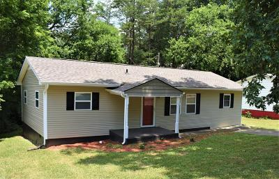 Knoxville Single Family Home For Sale: 3337 Lay Ave