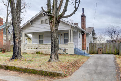 Knoxville Single Family Home For Sale: 464 Chickamauga Ave