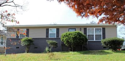 Knoxville Single Family Home For Sale: 3439 NW Bishop St
