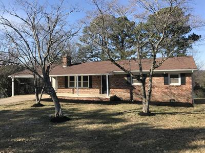 Knoxville Single Family Home For Sale: 615 Heins Court