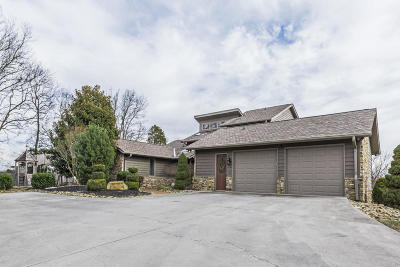 Sevier County Single Family Home For Sale: 753 Gates Lane