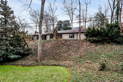 Knox County Single Family Home For Sale: 3852 Dellwood Drive