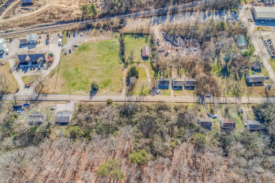 Knoxville Residential Lots & Land For Sale: 3307 Greenway Drive