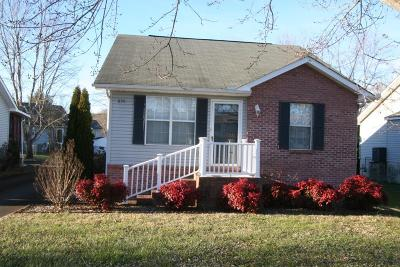 Sevier County Single Family Home For Sale: 630 S Asbury Rd
