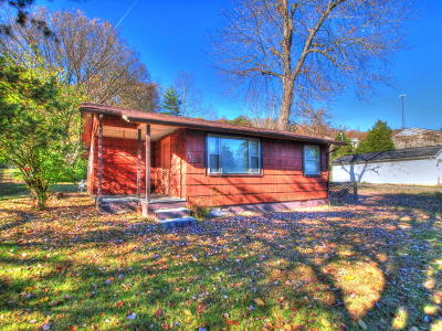 Knox County Single Family Home For Sale: 3403 NE Valley View Drive