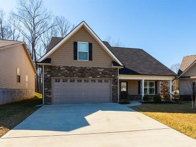 Knoxville Single Family Home For Sale: 5454 Creekhead Cove Lane