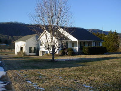 Anderson County Single Family Home For Sale: 3831 Dutch Valley Rd