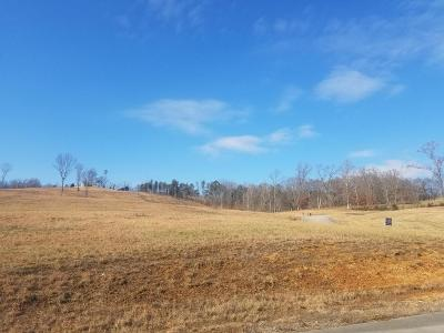 Anderson County, Campbell County, Claiborne County, Grainger County, Hancock County, Hawkins County, Jefferson County, Union County Residential Lots & Land For Sale: Lot 35 Jerry English Rd