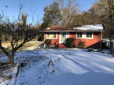 Knoxville Single Family Home For Sale: 4914 NE Cabin Rd