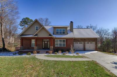 Knoxville Single Family Home For Sale: 1208 Brantham Circle