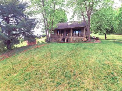 Knoxville Single Family Home For Sale: 9532,  9520 Middlebrook Pike