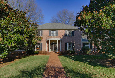 Knoxville Single Family Home For Sale: 5233 Hickory Hollow Rd