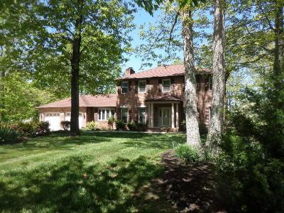 Oak Ridge Single Family Home For Sale: 110 Whippoorwill Drive