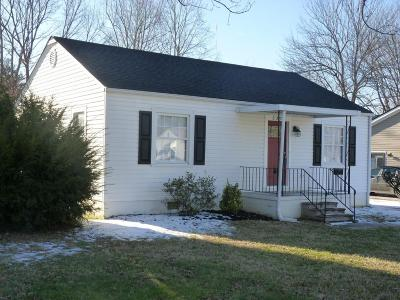 Knoxville Single Family Home For Sale: 3307 Shaw Drive