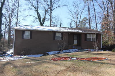 Knoxville Single Family Home For Sale: 5401 Pinecrest Rd