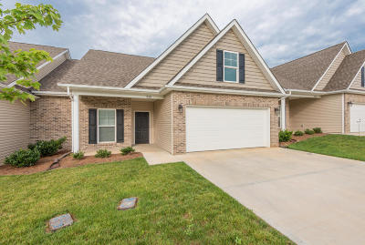 Sevier County Condo/Townhouse For Sale: 316 Franklin Meadows Way