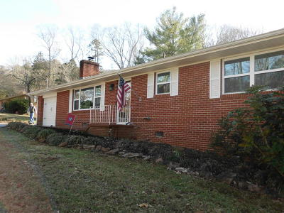 Knoxville Single Family Home For Sale: 6819 Ferndale Rd
