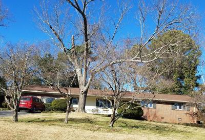 Knoxville Single Family Home For Sale: 8017 Bennington Drive