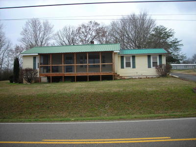 Blount County Single Family Home For Sale: 3601 Montvale Rd