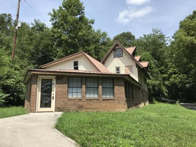 Lafollette Single Family Home For Sale: 115 Mill Rd