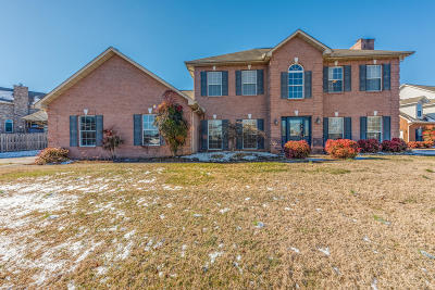 Knoxville Single Family Home For Sale: 3311 Spindletop Ct