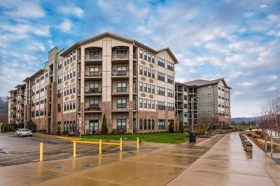 Knoxville Condo/Townhouse For Sale: 445 W Blount Ave #417