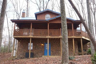 Sevier County Single Family Home For Sale: 2164 Red Bud Rd