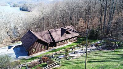 Sharps Chapel TN Single Family Home For Sale: $369,900