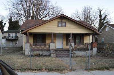 Knoxville Single Family Home For Sale: 2638 Woodbine Ave