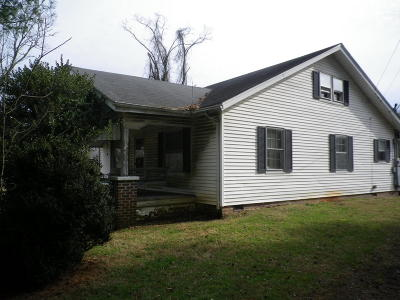 Anderson County Single Family Home For Sale: 172 Mountain Rd
