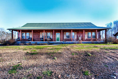 Anderson County, Campbell County, Claiborne County, Grainger County, Union County Single Family Home For Sale: 188 Upper Clear Creek