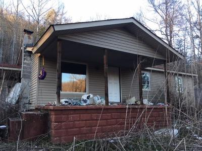 Single Family Home For Sale: 4537 Harriman Hwy