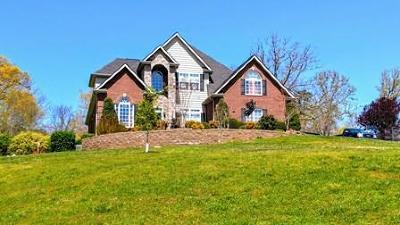 Seymour Single Family Home For Sale: 650 Green Ridge Drive