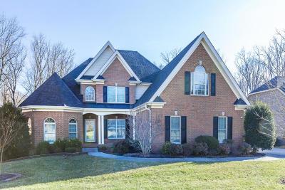 Knoxville Single Family Home For Sale: 12700 Providence Glen Lane