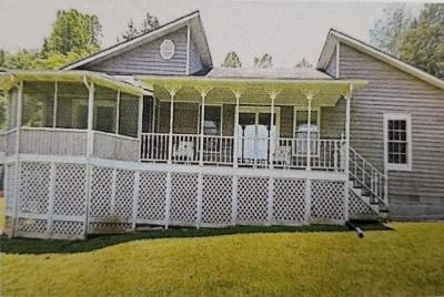Sharps Chapel Single Family Home For Sale: 107 Stiner Shores Rd