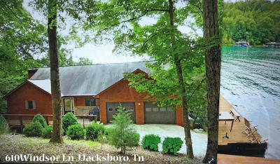 Campbell County Single Family Home For Sale: 610 Windsor Lane