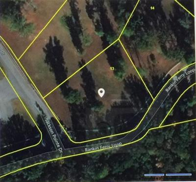 Blount County, Loudon County, Monroe County Residential Lots & Land For Sale: Lot 13 Rankin Ferry Loop