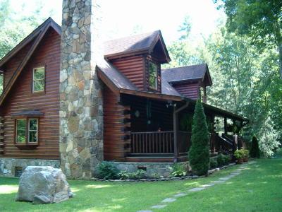 Single Family Home For Sale: 3378 Dogwood Rd