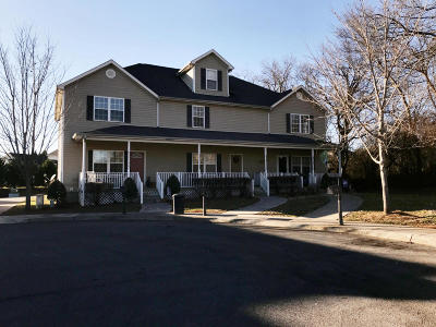 Sweetwater Single Family Home For Sale: 423 Ashbury Circle