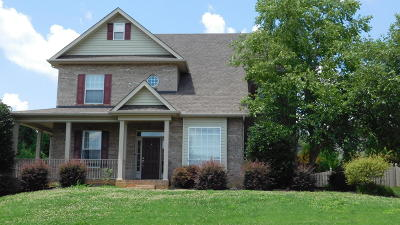 Knoxville Single Family Home For Sale: 11324 Woodcliff Drive