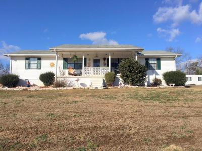 Sweetwater Single Family Home For Sale: 151 County Road 315