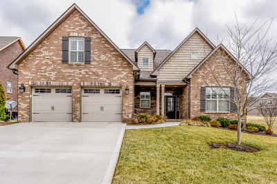 Maryville Single Family Home For Sale: 2117 Leah Lane